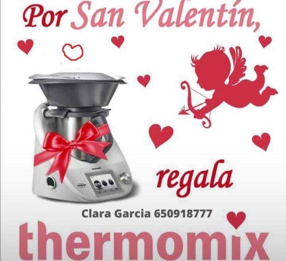 Para San Valentin regala Thermomix®